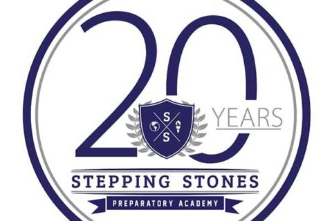 Illustration of 20 Years of Stepping Stones Preparatory Academy